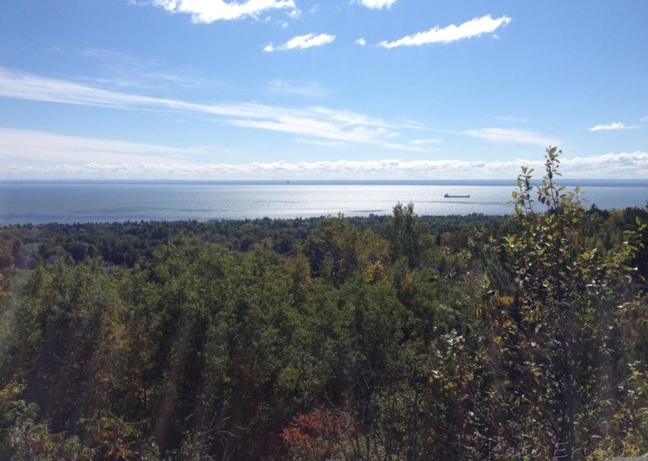 Hawk Ridge Nature Reserve, Duluth, Minnesota