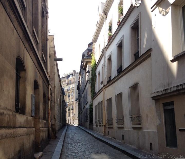 November 23 Paris Streets