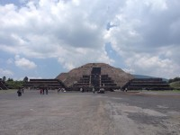 Teotihuacan and the Piramides