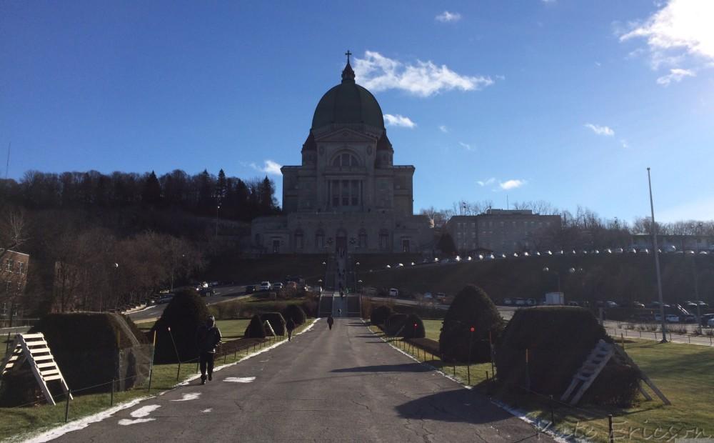 St. Joseph's Oratory, Montreal, Quebec