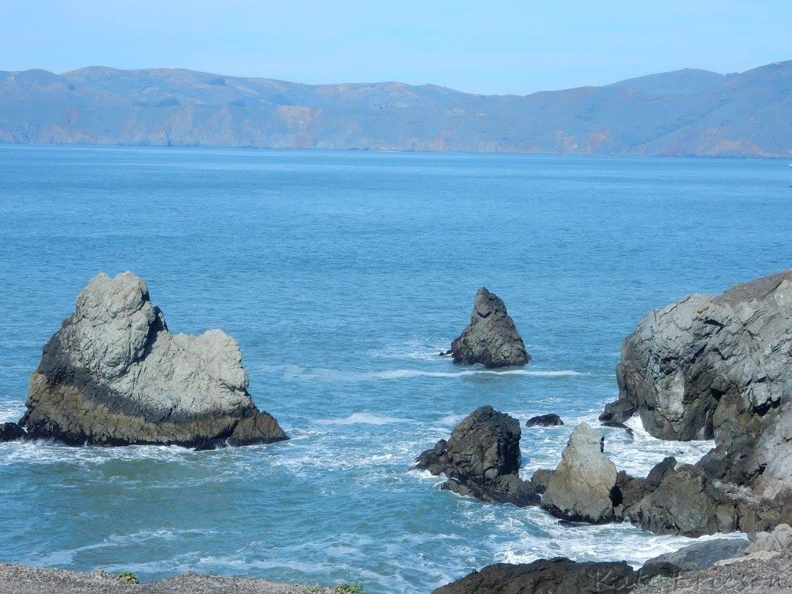 Lands End, San Francisco, California