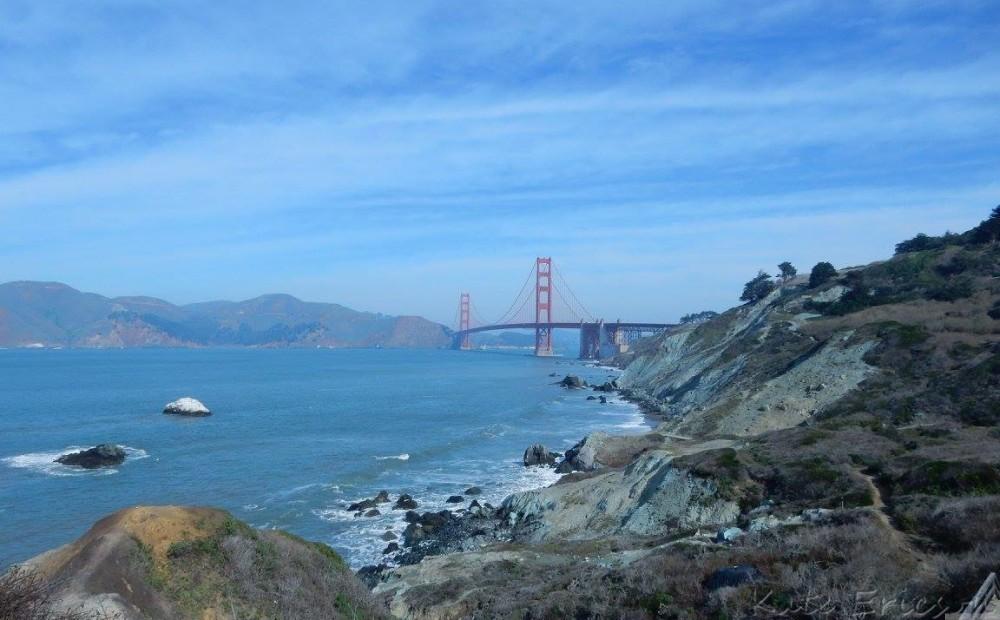 Presidio, San Francisco, California