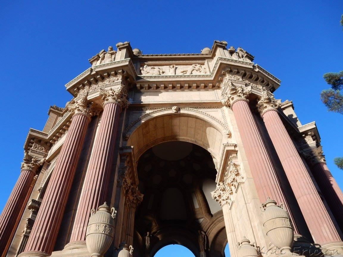 Palace of Fine Arts, San Francisco, California