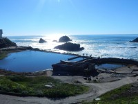 Sutro Baths, San Francisco, California