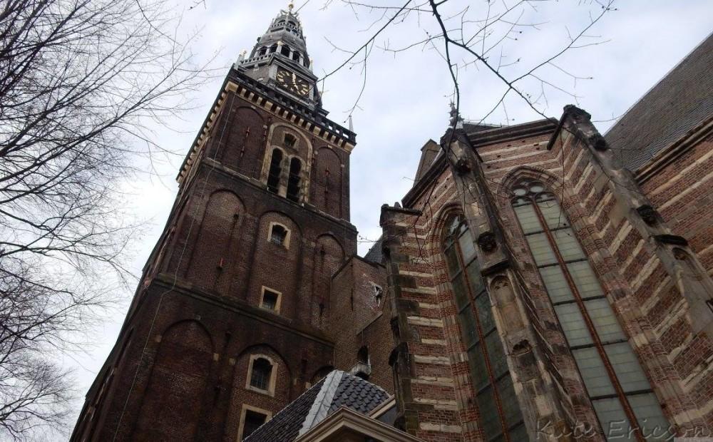 Oude Kerk, Amsterdam, Netherlands