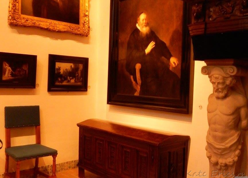 Rembrandt House Museum, Amsterdam, Netherlands