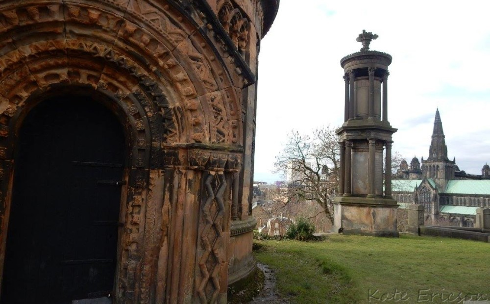 Necropolis, Glasgow, Scotland