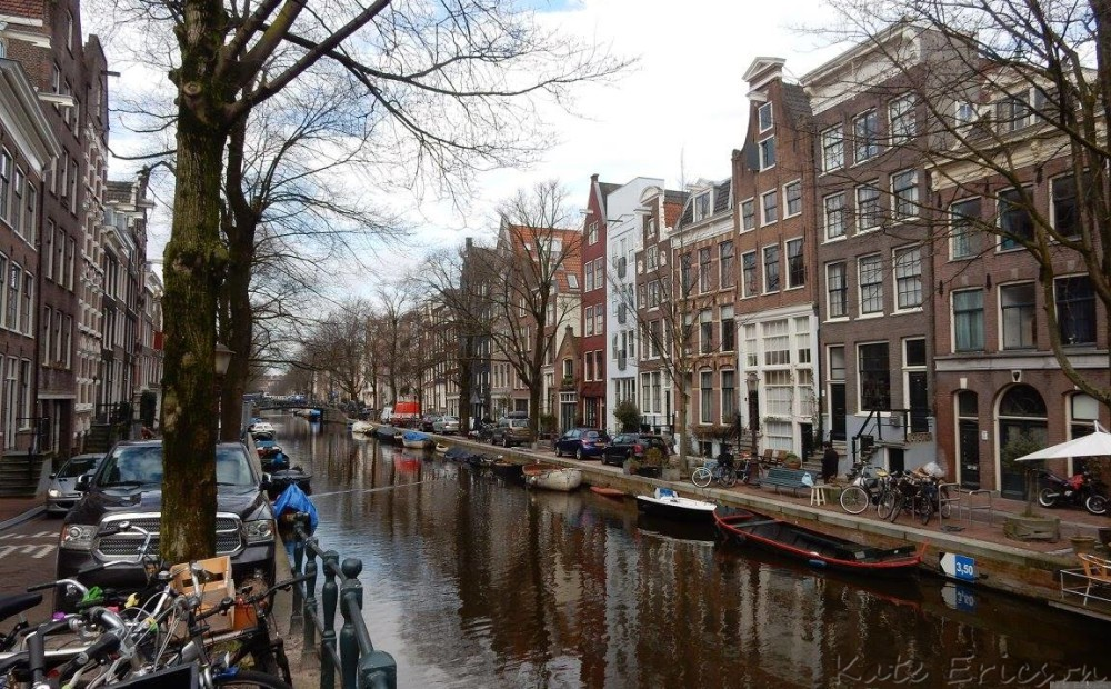 Amsterdam in Photos