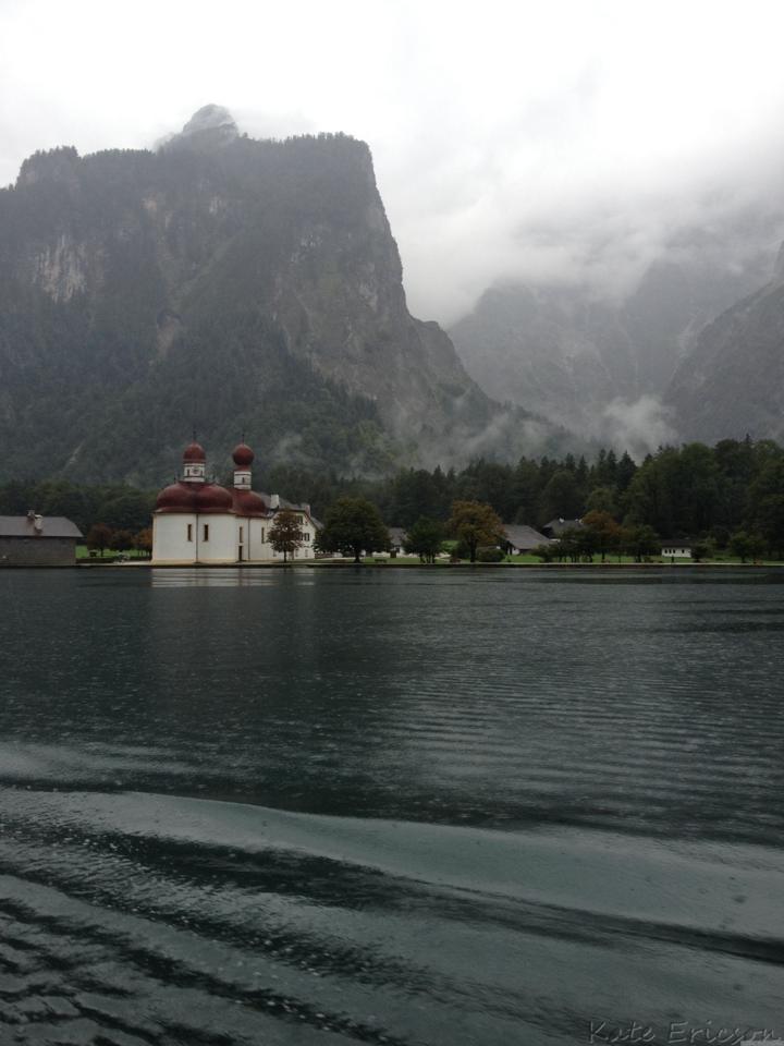 Lake Konigssee, Bavaria, Germany