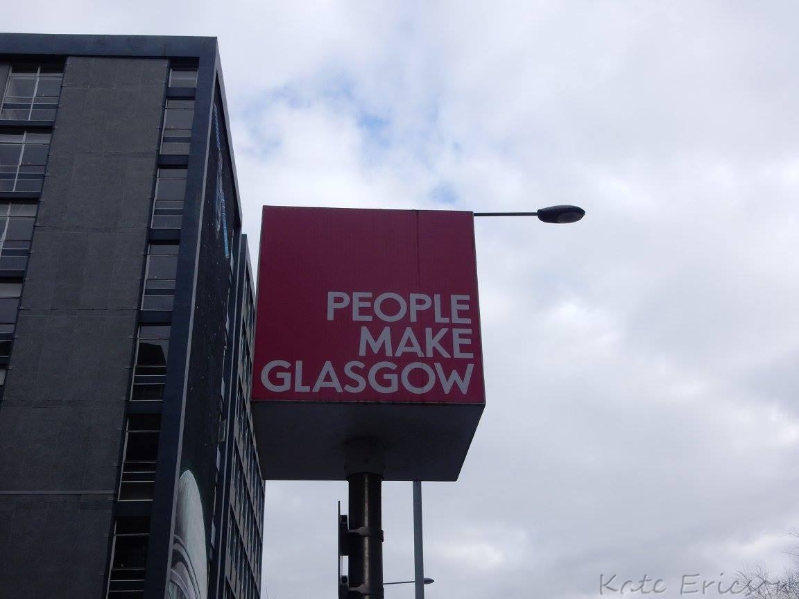 Glasgow in Photographs