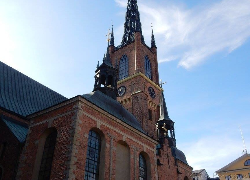 Stockholm Cathedral, Gamla Stan, Stockholm, Sweden