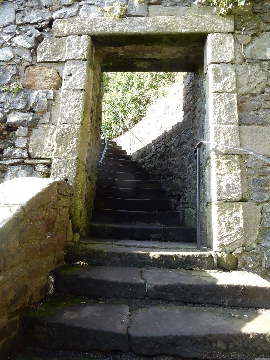Dumbarton Castle, Dumbarton, Scotland