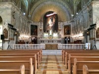Chapelle Notre-Dame-de-Bonsecours, Montreal, Canada