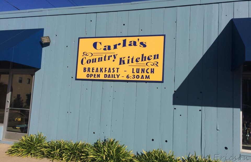 Carla's Country Kitchen, Morro Bay, California