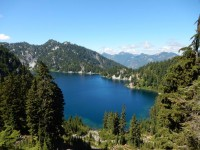 Snow Lake, Lewis Country, Washington