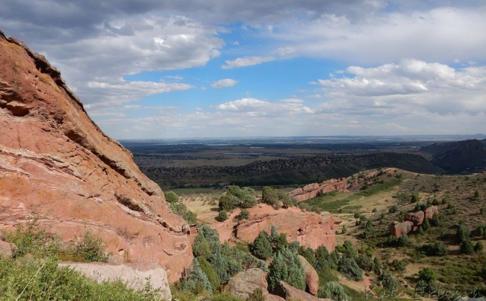 Red Rocks Park, Morrison, Colorado