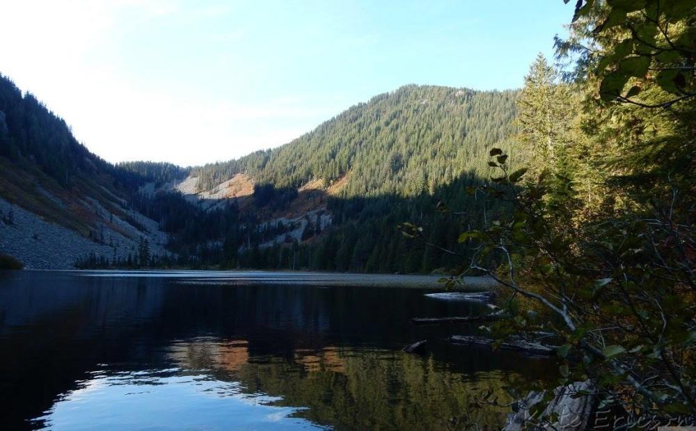 Talapus and Olallie Lakes, North Bend, WA